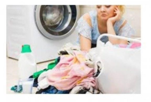 چرا لباسشویی  تمیز نمی شوید؟